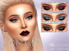 taraab's Fontar Eyeshadow