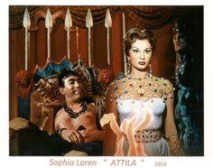 sophia loren attila - Пошук Google