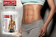 Buy Adrian James Nutrition 'Body Transformation System' Thermoblaze - 90 Capsules UK deal for just £17.00 £17 instead of £39.99 (from Adrian James) for an Adrian James Nutrition Thermoblaze 90 capsule tub - save 57% BUY NOW for just £17.00