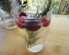 Winter Sangria: It's like winter in a glass without stepping outside, which makes it all the more refreshing in balmy places like Southern California. #recipe #sangria