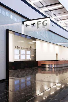 11 | Elegant or Illegible? Vienna Unveils Its Custom-Designed Airport Signage | Co.Design: business + innovation + design