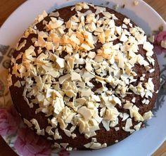Dattel-Kakao-Kuchen