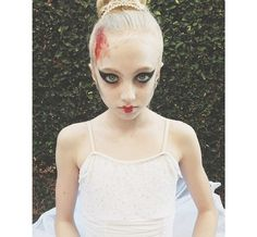 Zombie Ballerina Makeup Time Pinterest Costumes Dead Mer Halloween Costume