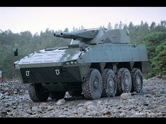 Patria - Amos & Nemo 120mm Advanced Mortar Systems [1080p] - YouTube