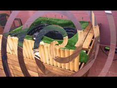 Construcción de Estanque para Tortugas - YouTube
