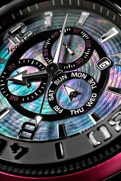 Detalhe Relógio Jean Vernier
