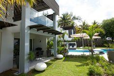 architecture resort Mauritius Ultimate Modern Relaxation Getaway: Plage Bleue Resort, Mauritius