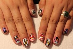 Andy Warhol Nails..I want.
