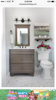 Bathroom Cabinets Colors bathroom updates you can do this weekend! | bath, diy bathroom