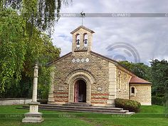 little churches of argentina | small church in the province of Champagne. France - © NickNick