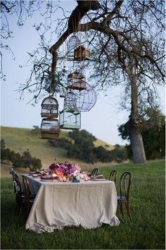 Vintage Bird Cages, Antique Bird Cages | Second Shout Out