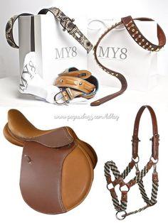 Equestrian Fashion : MY8 Horse Equipment & Accessories