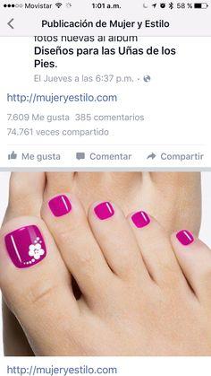Nail Art, Nails, My Style, Beauty, Feet Nails, Style, Finger Nails, Ongles, Cosmetology