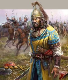 Cumans - rulers of the Great Steppe in the XI - XIII centuries. - Community Imperial