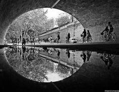 beautiful reflections of paris by joanna lemanska.