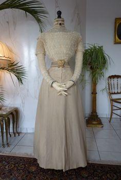 antique-gown.com images sampledata Kleider 1900-1919 1908_OT_Bluse_Spitze 1_antieke_blouse_1908.JPG
