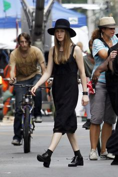 Taissa Farmiga is a fashion witch for American Horror Story : Coven