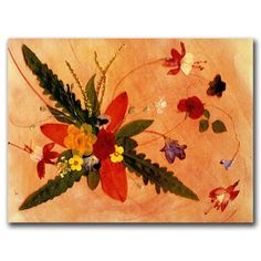 Kathie McCurdy 'Whirled Away' Wall Art