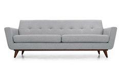 "JOYBIRD FURNITURE.  Custom Mid-Century Modern furniture - endless options (size, fabrics, wood).  ""We don't build it until you order it."""