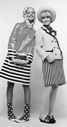 Sunny Griffin & Ulla Bomser by Cuddle Coat photo William Helburne for Altman-Stoller 1965
