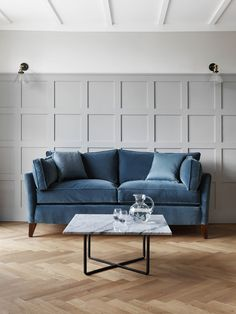Discover smart and stylish ideas for furniture from The List members on HOUSE - design, food and travel by House & Garden. Living Room Built Ins, Living Room Sofa, Home Room Design, Living Room Designs, Kids Room Design, Sofa Design, Furniture Design, Furniture Ideas, Living Room Panelling