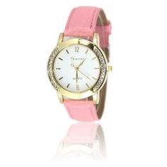 New Women Girls Classic Casual Colors Colorful Analog Quartz Watch Wristwatches Classic Definition, Watch Case, Stainless Steel Watch, Wristwatches, New Woman, Quartz Watch, Colorful, Band, Casual