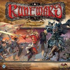 Runewars   Board Game   BoardGameGeek