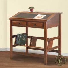 Amish Superior Library Drawing Table