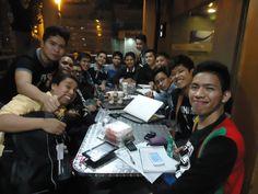 G12 Meeting, January 11, 2014 @ UN McDonalds