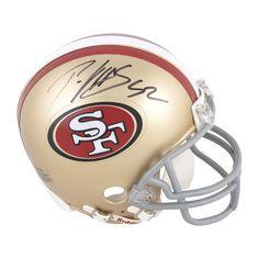 Patrick Willis San Francisco 49ers Fanatics Authentic Autographed Riddell Mini Helmet