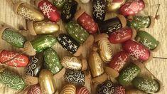 kreatív karácsonyi dekoráció - karácsonyfa dísz makk Advent, Home Decor, Decoration Home, Room Decor, Interior Decorating