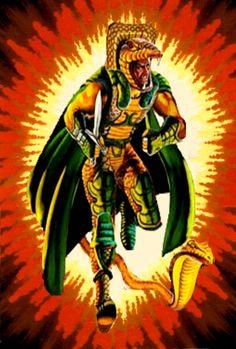 Serpentor: Cobra Emperor