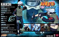 Naruto: Shippuden wallpapers - Kakashi