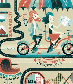 Illustrations by Gwen Keraval
