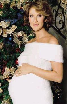 Celine Dion\'s bridal headpiece (from a slideshow of \