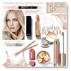 """""""A Softer Touch..."""" by desert-belle ❤ liked on Polyvore featuring beauty, Agent Provocateur, Chanel, Dolce&Gabbana and Stila"""