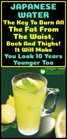 Boost Your Metabolism With Lemon Ginger Water – Health Awareness Media Natural Home Remedies, Natural Healing, Herbal Remedies, Health Remedies, Natural Detox, Flu Remedies, Natural Skin, Fitness Tracker, Lemon Ginger Water