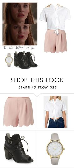 """""""Lydia Martin - tw / teen wolf"""" by shadyannon ❤ liked on Polyvore featuring Aéropostale and Kate Spade"""