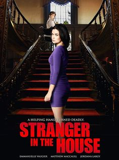 Stranger in the House (2016) Stranger in the House is one of those movies which works the storyline of the caregiver seducing the older man she has been hired to look after and then he dies not long after they are married