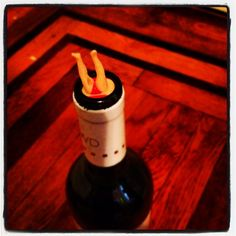 I need one of these wine toppers
