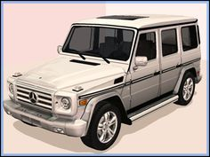 Fresh-Prince Creations - Sims 2 - Cars