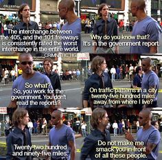 criminal minds, spencer reid, derek morgan