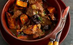Grill Lovers' Amazing Pork Stew with Sweet Potatoes Recipe   #food #recipes #foodporn #foodgasm #foodie