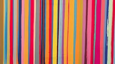 Ian Davenport studied at Goldsmiths College, graduating in 1988, the same year that he participated in Freeze, the seminal YBA exhibition curated by Damien Hirst. In 1990, Davenport held his first solo exhibition at Waddington Galleries. He was nominated for the Turner Prize in 1991 and has exhibited worldwide. Davenport... Turner Prize, Spring Studios, Damien Hirst, Art Boards, Pop Art, Artsy, Freeze, Galleries, College