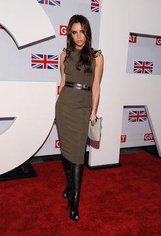 Los 39 looks más cool de Victoria Beckham