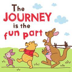 "tinkeperi: ""Disney's Winnie the Pooh:) "" Cute Winnie The Pooh, Winne The Pooh, Winnie The Pooh Quotes, Winnie The Pooh Friends, Piglet Quotes, The Best Is Yet To Come, Disney Addict, Pooh Bear, Eeyore"