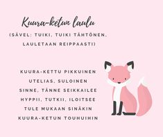 Taideluontokasvatus: KUURA-KETUN LAULU Finnish Language, Nature Crafts, Good To Know, Activities For Kids, Christmas Crafts, Place Cards, Place Card Holders, Education