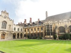 Old Court, Peterhouse Cambridge