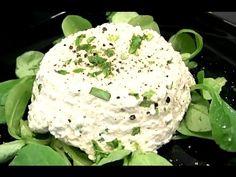 Primo sale con latte di soia, un formaggio per gli intolleranti al latte vaccino - YouTube