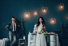 Мистика любви: стилизованная фотосессия - Weddywood